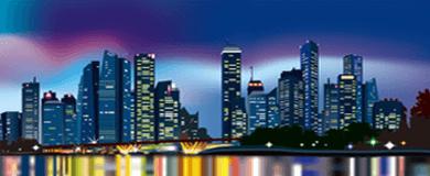 城市亮化及道路照明业务
